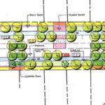 GLGA conceptual streetscape design