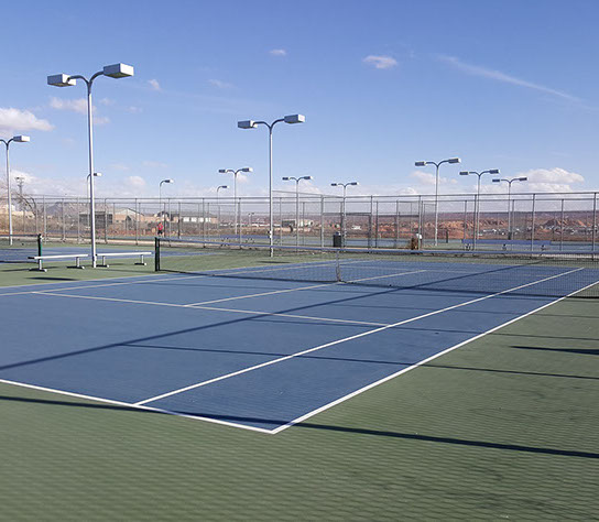 Page Courts